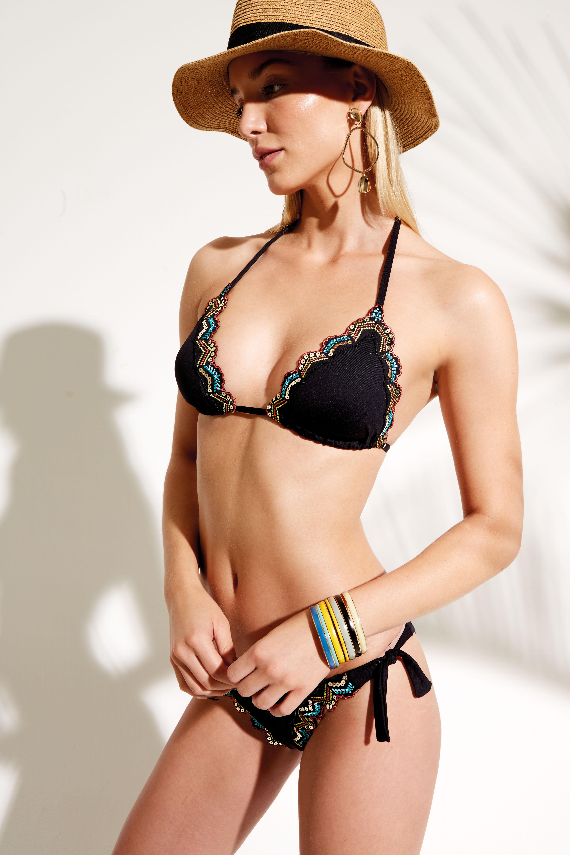 Bikini nero Oriente